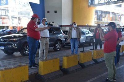 Intendentes rechazan elaborar lista de subsidio en el este