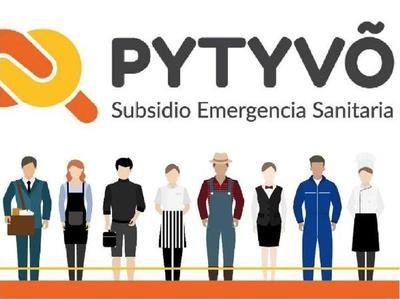 Pytyvõ 2.0 solo servirá para comprar alimentos y productos sanitarios