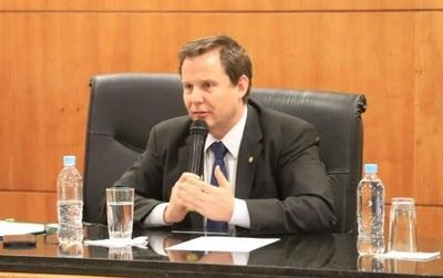Presidente de la Corte se muestra a favor de la eliminación definitiva de ferias judiciales