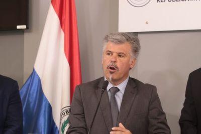 """Giuzzio asegura que desde su llegada hay una """"nueva SENAD"""""""