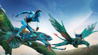 Muestran vehículos sorprendentes de Avatar 2