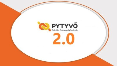 Subsidio Pytyvõ 2.0 es exclusivamente para comprar alimentos y artículos de limpieza