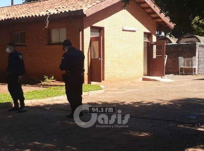 Cadáver putrefacto sigue en la morgue del Hospital de Pedro Juan