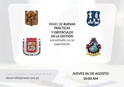 Seminario sobre Buenas prácticas de transparencia y participación ciudadana