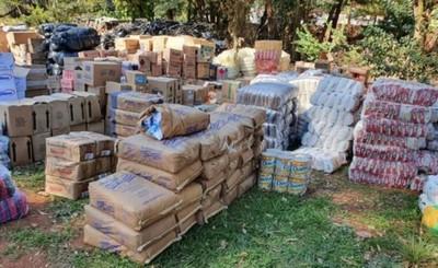 Fiscal imputa a detenidos con cargamento de supuesto contrabando