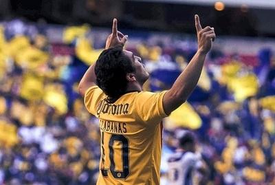 Recuerdan los mejores goles de Salvador Cabañas