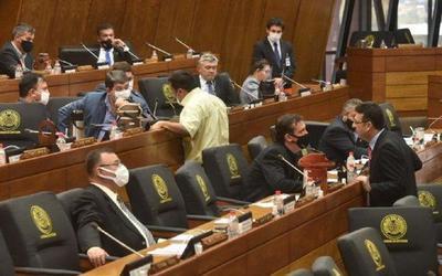Diputados dejan sin cuórum sesión – Prensa 5