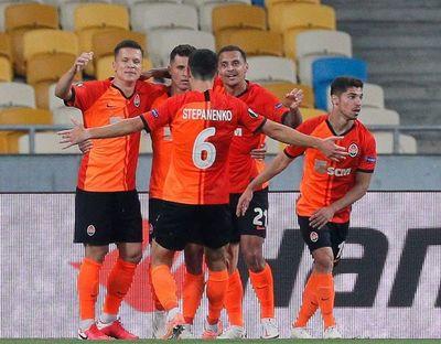 Shakhtar avanza a los cuartos de la Europa League