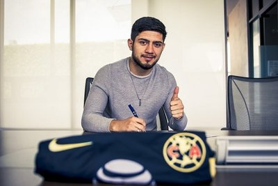 Sergio Díaz estampó la firma