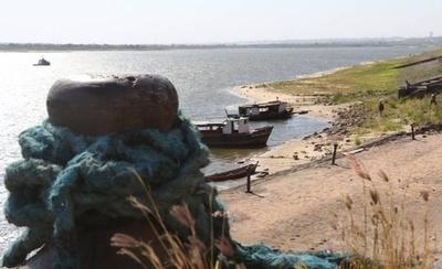 "HOY / Preocupa bajante en ríos del país: experto afirma que pronósticos son ""desalentadores"" ante falta de lluvias"