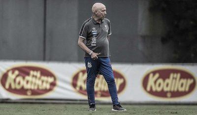 Santos, próximo rival de Olimpia en la Copa, se queda sin DT