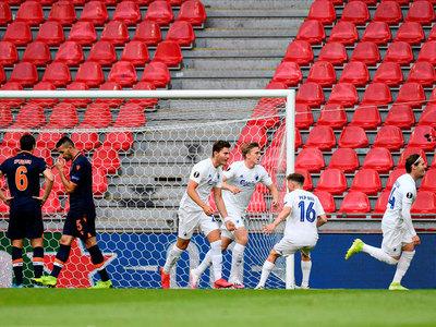 Copenhague pasa a los cuartos de final de la Europa League