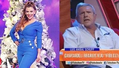 Anibal Schupp redobló sus dichos sobre Marly Figueredo