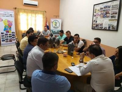 """Los 22 municipios de Alto Paraná rechazan facilitar trámite del """"Ñangareko de frontera"""""""