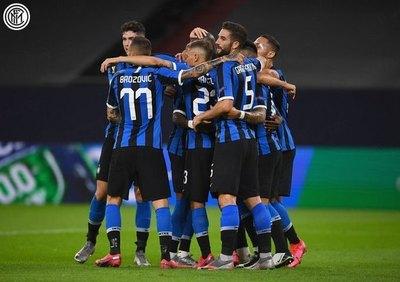 El Inter deja al Getafe fuera de la 'Final 8' de Europa League