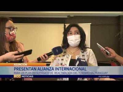ALIANZA INTERNACIONAL PARA LA REACTIVACIÓN DEL TURISMO EN PARAGUAY