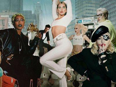 Dua Lipa relanzará el disco Future Nostalgia con invitados como Madonna