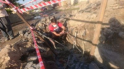 Copaco presenta interrupción de servicios en el barrio Campo Grande