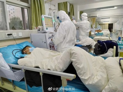 Camas de terapia intensiva están ocupadas al 100% en CDE y en un 68% a nivel nacional.