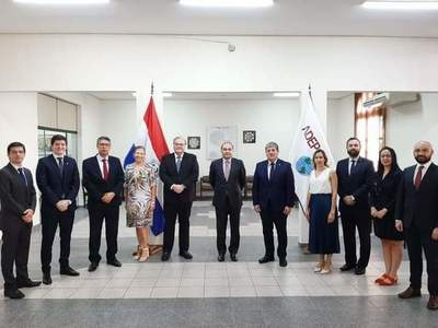 La Asociación de Funcionarios de la Carrera Diplomática y Consular del Paraguay celebra sus 20 años de vida institucional