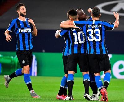 Inter deja atrás al Getafe y se mete entre los ocho mejores