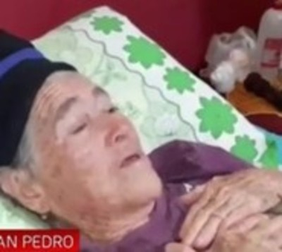 ¡Indignante! Familiares habrían torturado a abuela