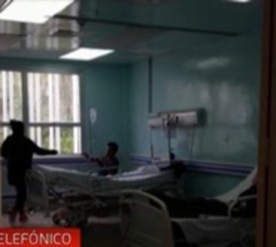 Pacientes con covid-19 en Alto Paraná son trasladados a otros sitios