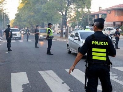 Policía Nacional aclara horarios y días de circulación en Alto Paraná