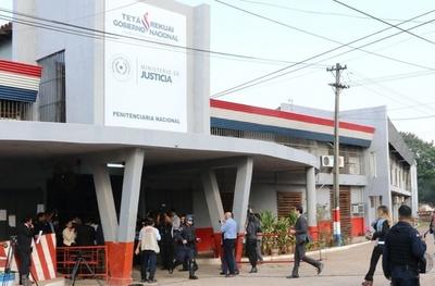 Suman 20 los casos positivos de COVID-19 en el Penal de Tacumbú