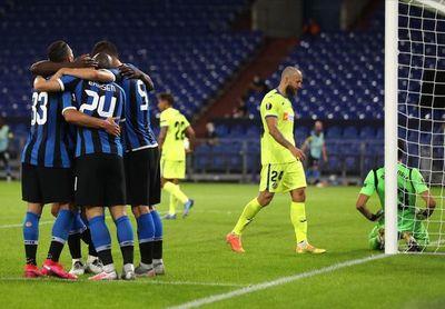Inter elimina al Getafe en octavos de Europa League