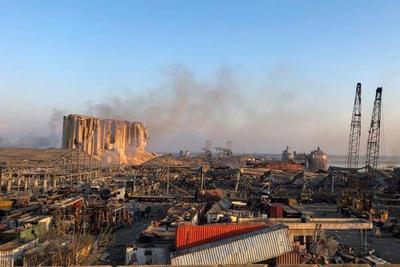 Explosión en Beirut: Ascienden a 135 los muertos y desaparecidos