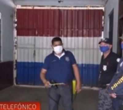 Asciende cifra de infectados de covid-19 en Tacumbú