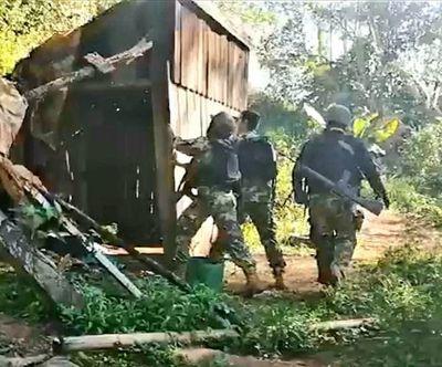 Incautaciones en medios de disparos en el río Paraná