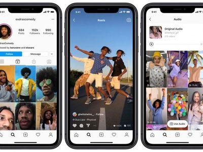 Facebook lanza Reels en Instagram, su apuesta para competir con TikTok