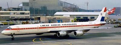 Líneas Aéreas Paraguayas sería financiada con capital privado