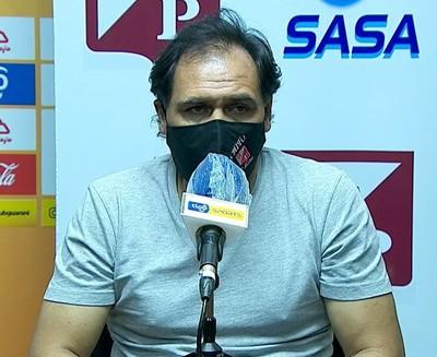 Chito Ayala lamenta 10 minutos de desconcentración