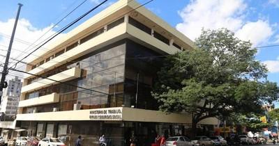 Preocupación por supuesta violación de protocolos sanitarios en el Ministerio de Trabajo