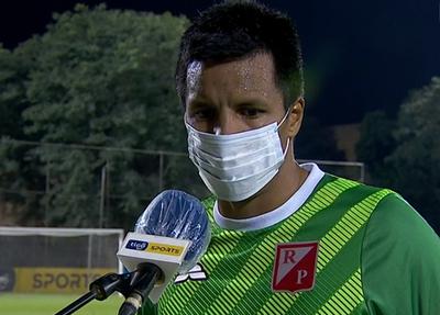 Cristian Sosa analiza la derrota de River ante Guaraní