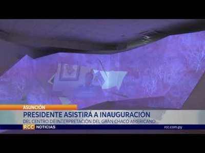 EN AGOSTO INAUGURARÁN EL CENTRO DE INTERPRETACIÓN DEL GRAN CHACO SUDAMERICANO