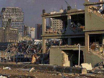 """Beirut vive """"situación apocalíptica"""""""