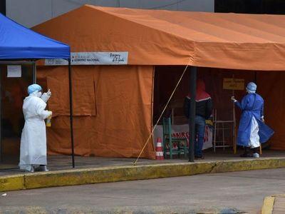 Dos muertos,  208 nuevos positivos y  laboratorio de Senacsa cerrará dos días