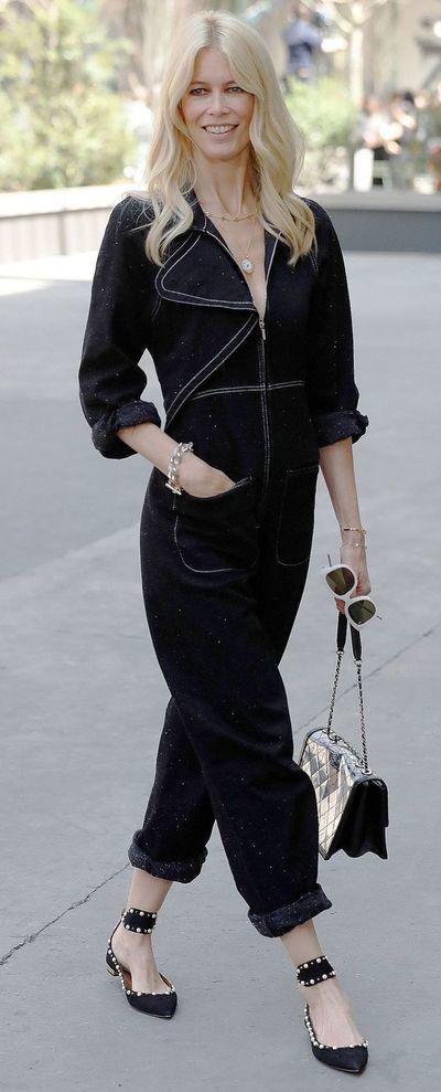 Claudia Schiffer, de musa a diseñadora