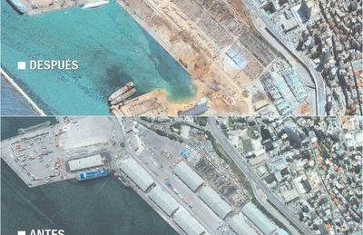 Líbano, sumido en el dolor de las muertes causadas por  una explosión