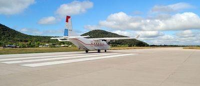 En Olimpo piden que aeropuerto sea para vuelos locales e internacionales