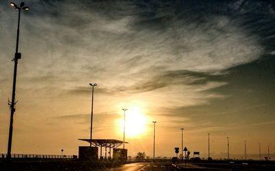 Jueves cálido a caluroso y sin precipitaciones, según Meteorología