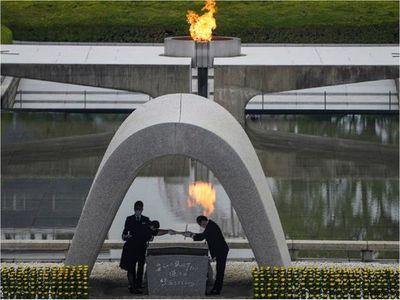 Hiroshima conmemora su resiliencia después de la bomba atómica