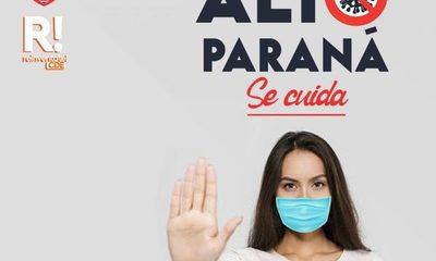 """Lanzan campaña de concienciación """"Alto Paraná se cuida"""""""