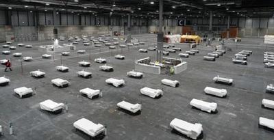 Brasil registró 1.437 muertes en un día y el total de muertos llegó a 97.000