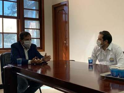 """Norma sanitaria NO rige para el """"extraordinario"""" intendente Prieto, si para los COMUNES"""