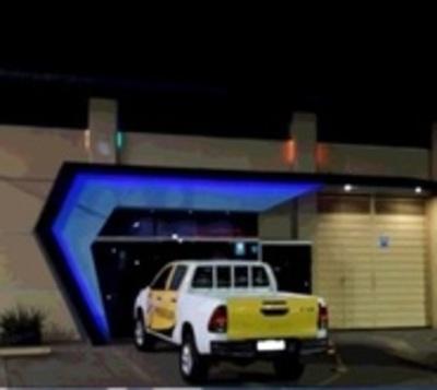 Violento asalto a un casino en Fernando de la Mora